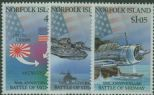 NFI SG531-3 50th Anniversary of Battle of Midway set of 3